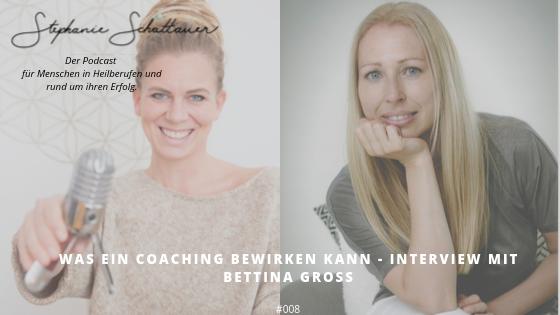Im Interview erzählt TCM Therapeutin, Ernährungsberaterin & Schlafcoach für Kinder und Babys, Bettina Gross, wie ihr die Business Akademie und das Coaching mit Stephanie Schattauer weitergeholfen hat.